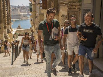 VALLETTA, gastronomy, art and history in the Mediterranean.