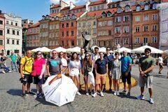 Free Tour Imprescindible por Varsovia