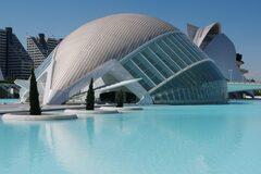 Free Tour Calatrava: Ciudad de las Artes y las Ciencias de Valencia