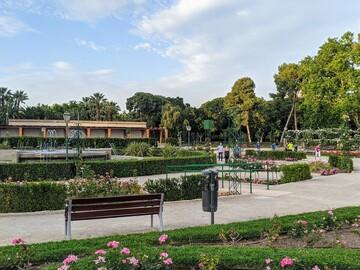 Free Tour por los Jardines del Real o Viveros