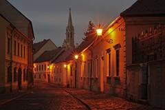free tour de Spooky Legends of Bratislava