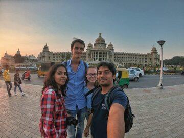 Free Walking Tour Bangalore