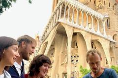 1h Free Tour por la Sagrada Familia