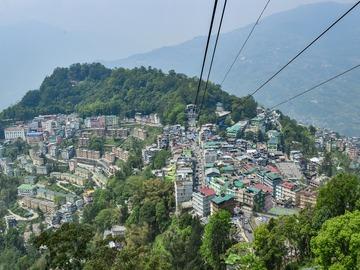 The Gangtok Free Walking Tour