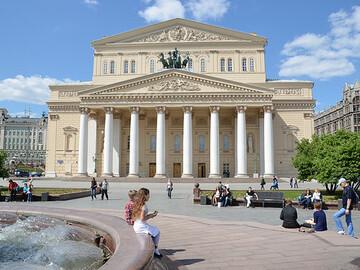 Free Tour en el Centro de Moscú