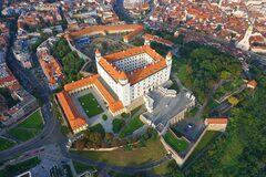 FREE TOUR Español Castillo y Catedral Bratislava
