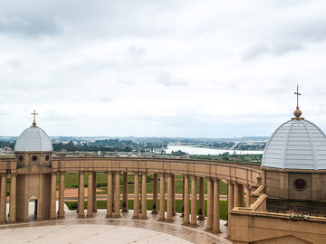 Yamoussoukro Day Tour, visiting the Largest Basilica in the World