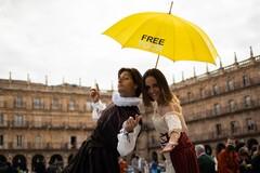 Tour gratuito drammatico: Salamanca incantata!