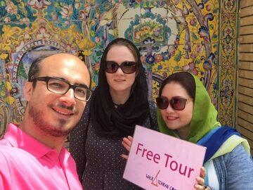 Kostenlose Teheraner Wanderung: Königliches Gericht mit Safran...
