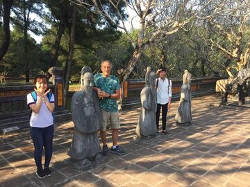Let us show you Hue beauty - Free Walking Tour