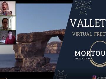 Descubre Valletta, Tour Virtual en vivo.