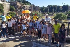 Free Walking Tour of Imperial Rome and Colosseum