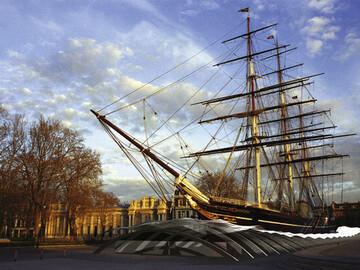 Greenwich un lugar de cuento en Londres.