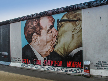 Free walking tour del muro di Berlino