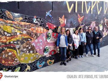 COGHLAN Free Tour: Urban Art, Suburban PEACE