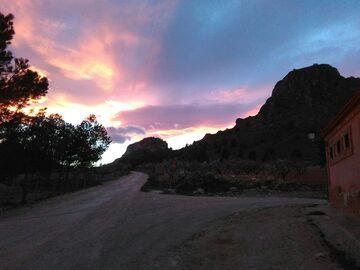 Percorsi attraverso la Sierra del Segura