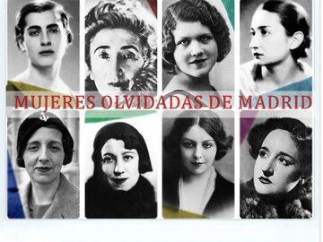 Tour gratuito Madrid Forgotten Women