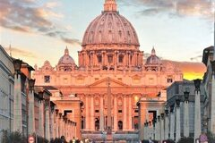 The Rome of the Popes: from Castel Sant'Angelo to the Vatican