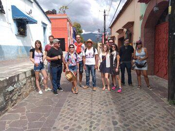 Free tour of Oaxaca