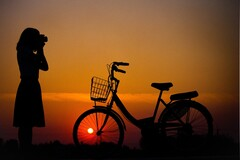 Free Tour en bicicleta al atardercer