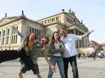Free Tour Rudo Bastardos de Berlín