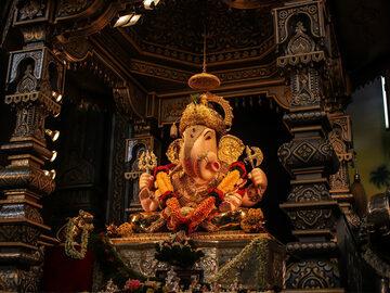 Pune City Ganesha Festival Walk