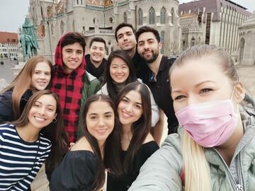 Free tour a pie por el barrio del castillo de Budapest