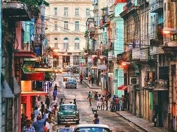 Free walking tour durch Alt-Havanna im kubanischen Stil