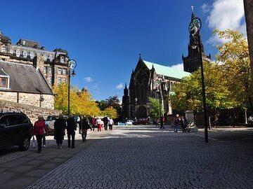 Historisches Glasgow: Das schlagende Herz Schottlands!