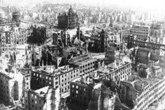 Dresde - La Segunda Guerra Mundial