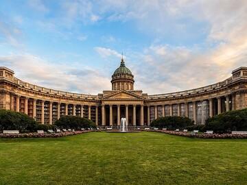 Amazing Saint Petersburg Free Tour