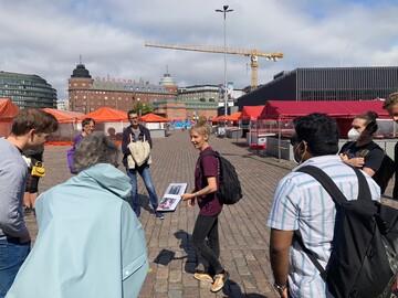 Free Tour conoce el Helsinki alternativo