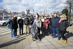 Travel thru history in Budapest - Pest free walking tour