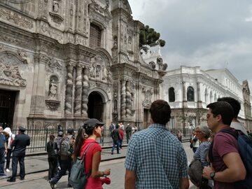 Free tour - Experiencia gastronómica y tour histórico por Quito