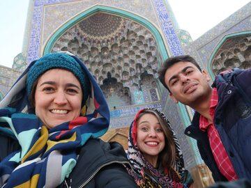 Tour a piedi gratuito di Isfahan (Persian Walk)