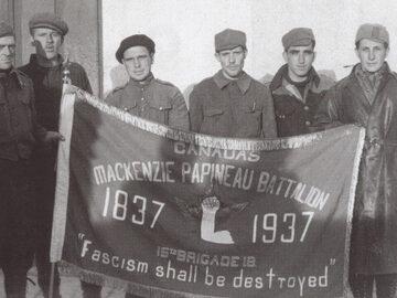 Guerra Civil II -El frente y las Brigadas Internacionales Free Tour-