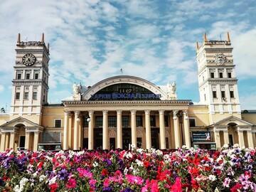 Free walking tour of the city of Kharkov