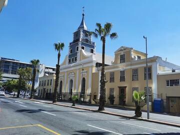 Cape Town Free Tour A March Through Time