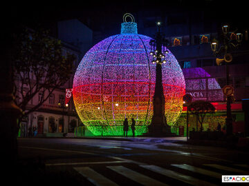 Free Tour the lights of Vigo, creating our own Christmas event