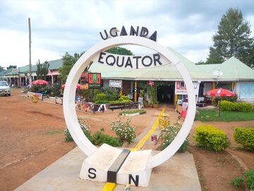 Free Guided Equator tour.