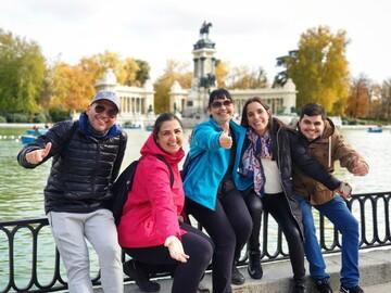 """Free walking tour """"Die andere Seite von Madrid"""" - Madrid de Los Borbones"""