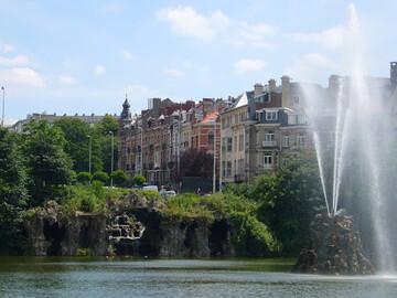 Art Nouveau in the Squares district