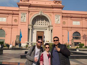 Egyptian Museum free walking local tour