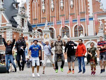 Old Riga Free Walking tour