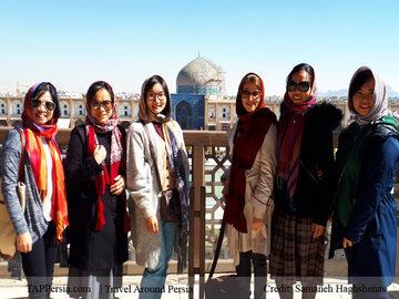 Tour a piedi gratuito di Isfahan