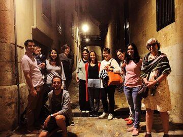 Tour notturno gratuito di Palma - Un viaggio nel tempo