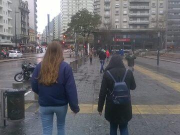 Kostenlose historische Tour in Montevideo