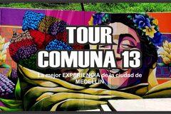 Tour Comuna 13 Gratis