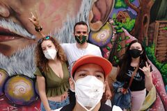 Graffiti Tour COMUNA 13,