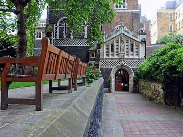 Farringdon, London's religious origins
